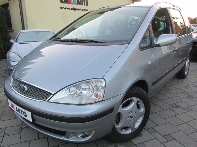 FORD GALAXY 1.9 PD TDi Ambiente Select-Shift (Automata) 7.Sze.Pioneer.Tempomat.PDC.16A