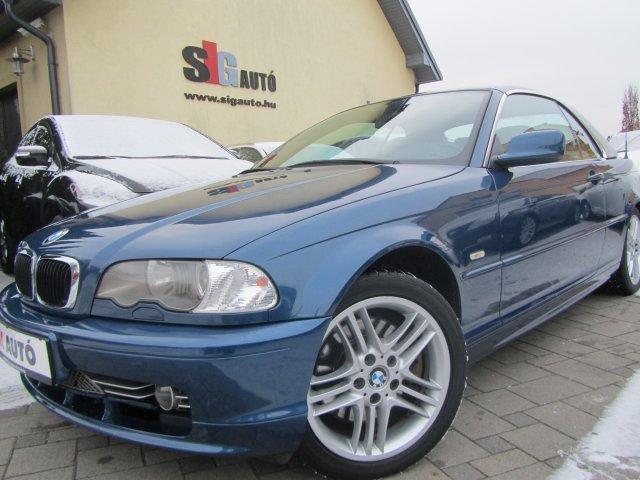 BMW 330Ci (Automata) Magy..17ALU.D.Klima.�L.F�
