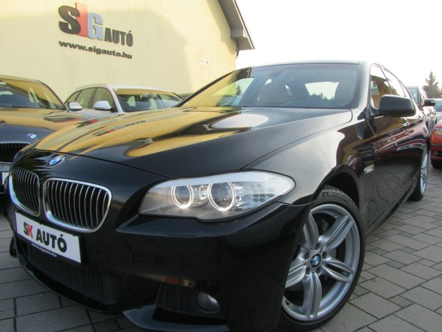 BMW 535xd (Automata) M Pack..19Alu.Navi