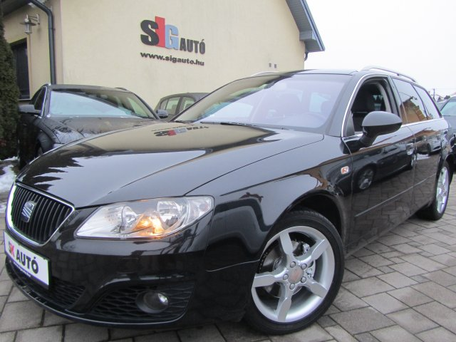 SEAT EXEO ST 2.0 CR TDI Reference